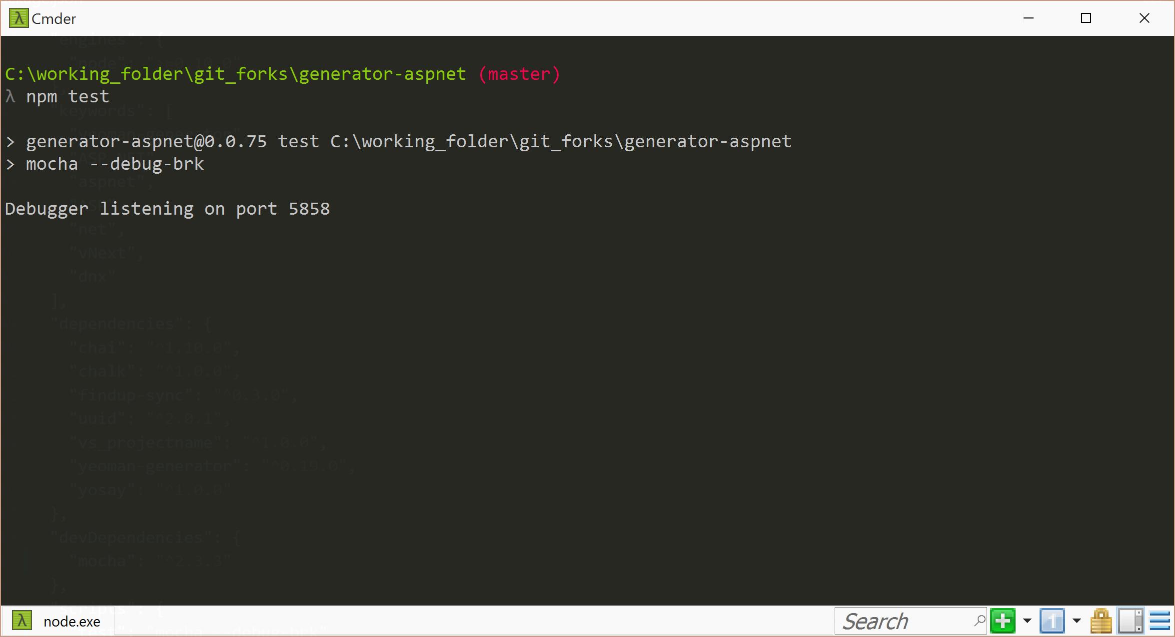 Debugging Mocha Unit Tests in Visual Studio Code – Scott Addie